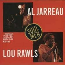 CD - Al Jarreau And Lou Rawls - Soul Men