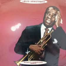 CD - Louis Armstrong - The Best Of A Wonderful World - vol. 2