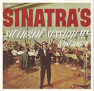 CD - Frank Sinatra - Sinatra's Swingin' Session!!! And More - IMP