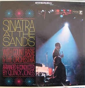 CD - Frank Sinatra - Sinatra At The Sands - IMP