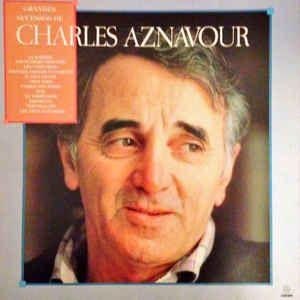 CD - Charles Aznavour - Grandes Sucessos De Charles Aznavour