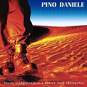CD - Pino Daniele - Non Calpestare I Fiori Nel Deserto - IMP