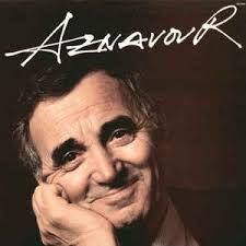 CD - Charles Aznavour - TREMA 710 244 - IMP