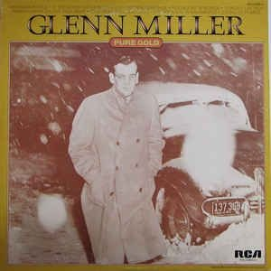 CD - Glenn Miller - Pure Gold - Big Band - IMP