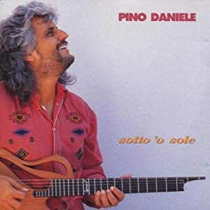 CD - Pino Daniele - Sotto 'o sole - IMP