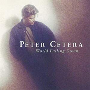 CD - Peter Cetera - World Falling Down - IMP