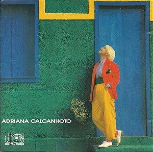CD - Adriana Calcanhotto - Enguiço