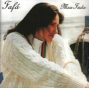 CD - Fafá De Belém - Meu fado