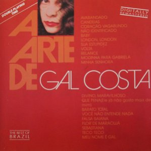 Gal Costa - A Arte de Gal Costa