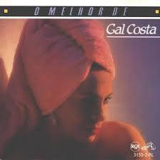 CD - Gal Costa - O Melhor de Gal Costa