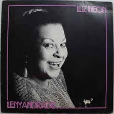CD - Leny Andrade - Luz Neon