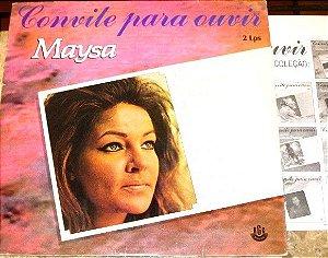 CD - Maysa - Convite para ouvir