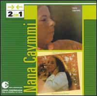 CD - Nana Caymmi - 2 em 1