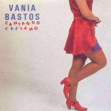 CD - Vânia Bastos - Cantando Caetano