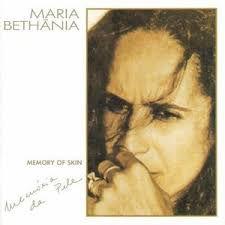 CD - Maria Bethânia - Memória da Pele