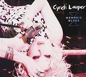 CD - Cyndi Lauper - Memphis Blues (Digipack) - IMP