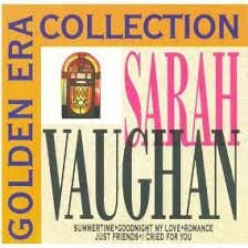 CD - Sarah Vaughan - Gold Era Collection