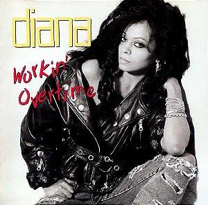 CD - Diana Ross - Workin' Overtime - IMP