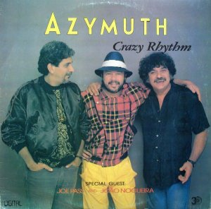 CD - Azymuth - Crazy Rhythm