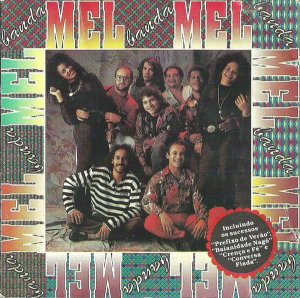 CD - Banda Mel - Mel