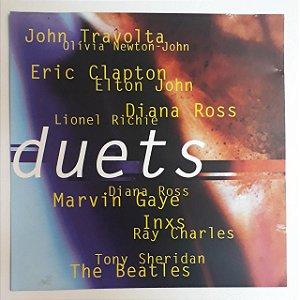 CD - Duets (Vários Artistas)