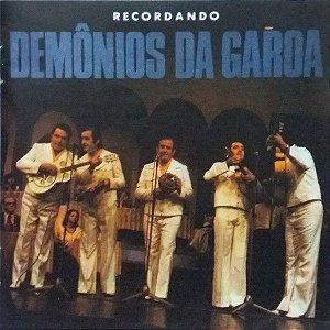 CD - Demônios Da Garoa – Recordando Demônios Da Garoa (Novo - lacrado)