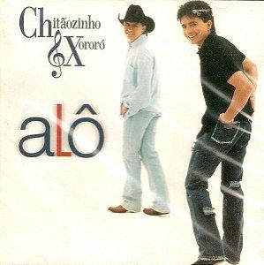 CD - Chitãozinho & Xororó - Alô
