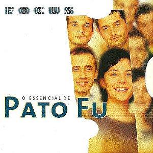 CD - Pato Fu - Focus - O Essencial de Pato Fu