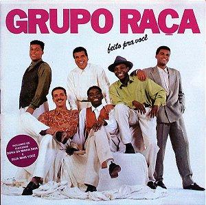 CD - Grupo Raça - Feito Pra Você
