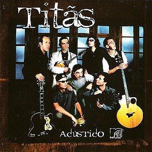 CD - Titãs - Acústico MTV