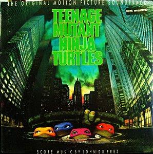 CD - The Original Motion Picture Soundtrack - Teenage Mutant Ninja Turtles - IMP