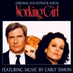 Various ‎– Working Girl - Original Soundtrack Album (Feat. Carly Simon)