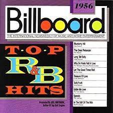 CD - Various - Billboard Top R&B Hits- 1956 - IMP