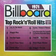 CD - Various - Billboard Top Rock 'N' Roll Hits - 1971 - IMP