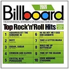 CD - Various - Billboard Top Rock 'N' Roll Hits - 1969 - IMP