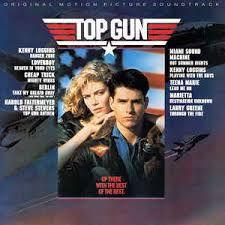 CD - Various - Top Gun - Soundtrack - Imp
