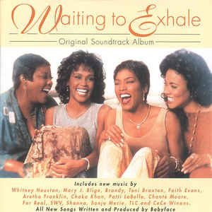 Various ‎– Waiting To Exhale (Original Soundtrack Album)