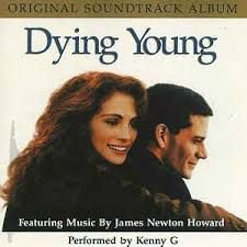 CD - James Newton Howard ‎– Dying Young (Original Soundtrack Album)