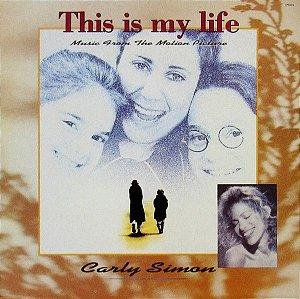 CD - This Is My Life - IMP - Carly Simon (TSO Filme)