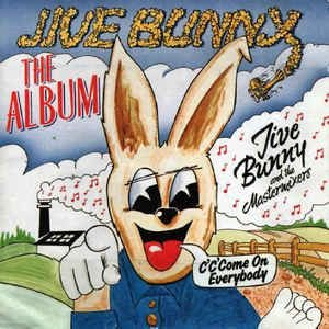 CD - Jive Bunny And The Mastermixers - The Album - IMP