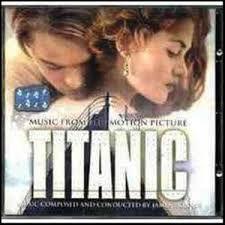 CD - Titanic - IMP - James Horner (TSO Filme)