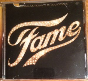 CD - Various - Fame Soundtrack