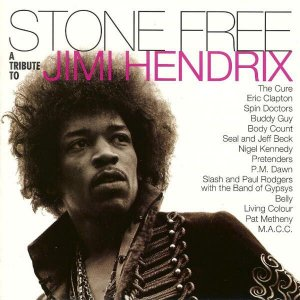CD - Various - Stone Free A Tribute To Jimi Hendrix