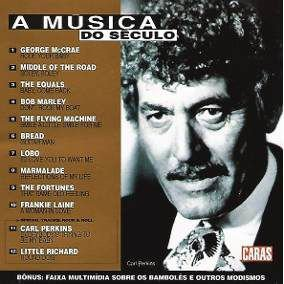 CD - Various - A Música do Século - volume 48