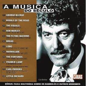 CD - Coleção A Música do Século CARAS - Volume 48 (Vários Artistas)