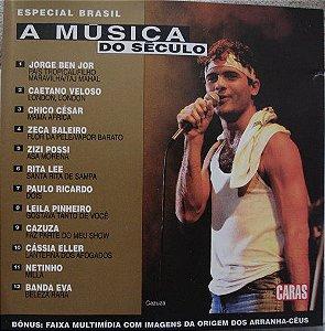 Various - A Música do Século - Volume 10 - Especial Brasil