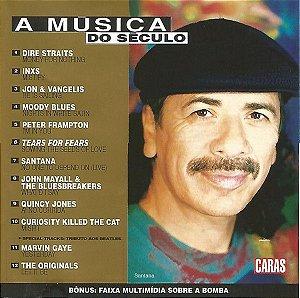 CD - Coleção A Música do Século CARAS - Volume 30 (Vários Artistas)