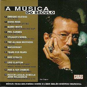 CD - Coleção A Música do Século CARAS - Volume 21 (Vários Artistas)