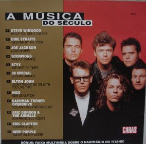 CD - Various  - A Música do Século - Volume 14
