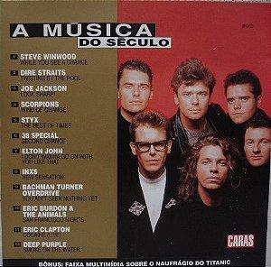 CD - Coleção A Música do Século CARAS - Volume 14 (Vários Artistas)